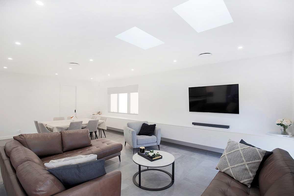 Single Dwelling Construction Denham Court 4