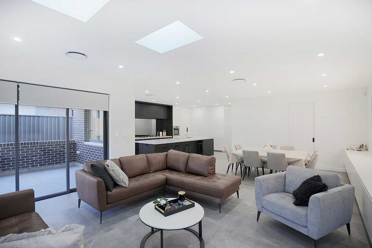 Single Dwelling Construction Denham Court 5